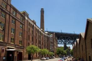 Cityscape in Sydney, Australia