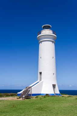 shark Island at Fingal Bay, Australia