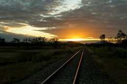 Sunset, Bowen