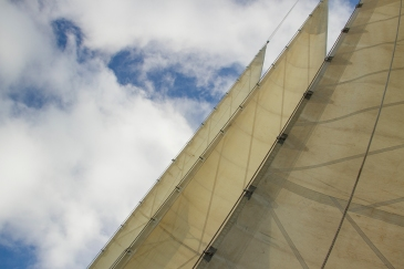 the sails of the solway mass