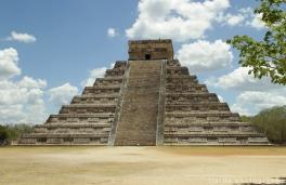 Chitzen itza, Mexico