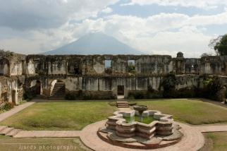 Ruins in Antigua, Guatemala