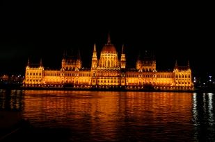Parlement building, Budapest