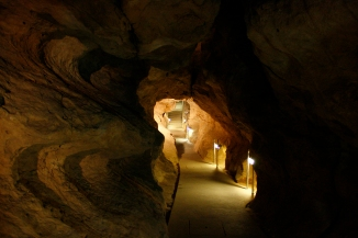 caves near Budapest