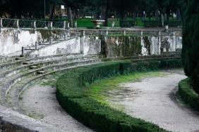 Piazza di Siena, Rome