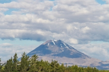 better known as Mount Doom from LOTR