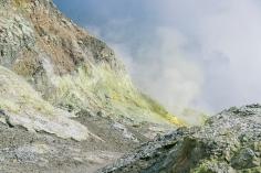 sulphur wall