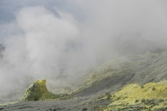 sulphur landscape