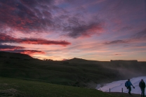 Sunset in Dunedin