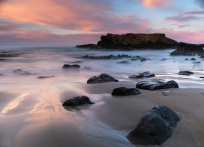 Sunset at Dunedin